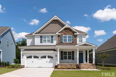 Holly Springs Single Family Home For Sale: 116 Virginia Creek Drive #Site 27