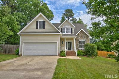 Wake Forest NC Single Family Home For Sale: $295,000