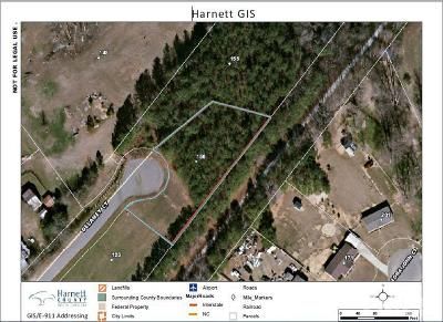 Dunn Residential Lots & Land For Sale: 156 Delaney Street