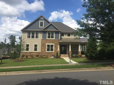 Holly Springs Single Family Home Pending: 900 Green Oaks Parkway