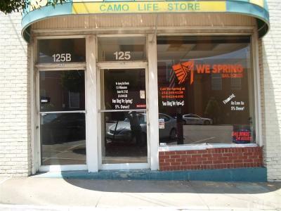 Granville County Commercial For Sale: 125B Williamsboro Street
