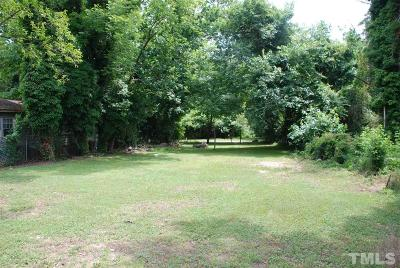Raleigh Residential Lots & Land For Sale: 532 Bragg Street
