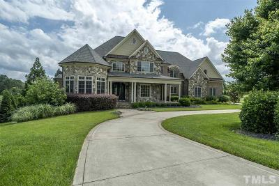 The Registry Single Family Home For Sale: 1145 Stone Kirk Drive