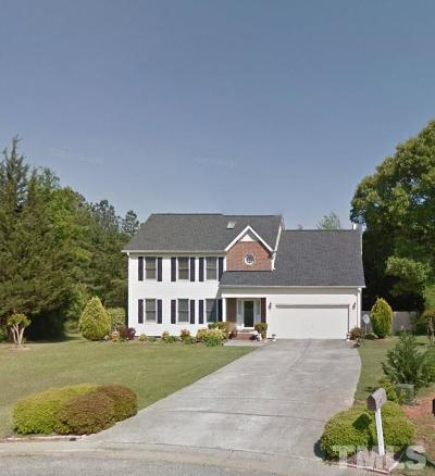 Cumberland County Single Family Home For Sale: 4700 Flint Castle Road