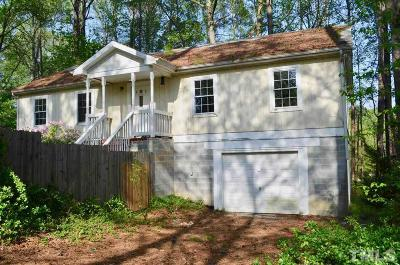 Wake County Single Family Home Pending: 106 N Bellhaven Drive