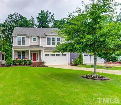 Single Family Home Contingent: 313 Bountywood Drive