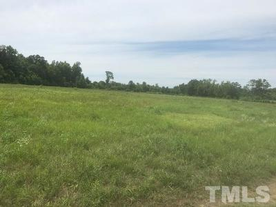 Dunn Residential Lots & Land Pending: Nc 55 Highway