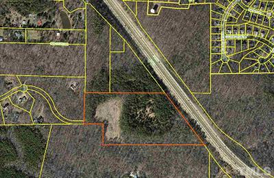 Hillsborough Residential Lots & Land For Sale: Jacobs Trail