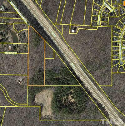 Hillsborough Residential Lots & Land For Sale: New Grady Brown School Road