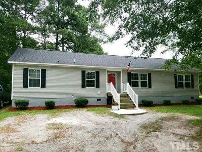 Single Family Home For Sale: 720 Circle Drive