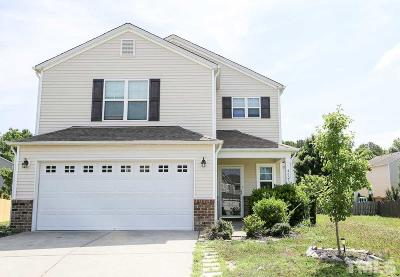 Knightdale Single Family Home For Sale: 4603 Sir Barton Drive