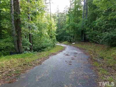 Raleigh Residential Lots & Land For Sale: 5316 Sendero Drive