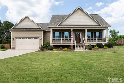Willow Spring(s) (121) Single Family Home For Sale: 44 Calm Court