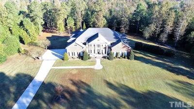 Harnett County Single Family Home For Sale: 770 Fleming Road