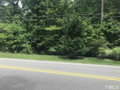 Durham Residential Lots & Land Contingent: 3541 Hope Valley Road