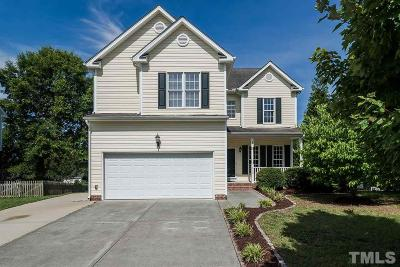 Wake Forest NC Single Family Home For Sale: $249,900