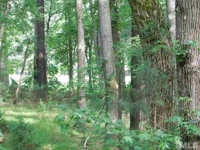 Siler City Residential Lots & Land For Sale: Pine Forest Drive