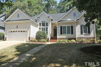 Holly Springs Single Family Home Contingent: 105 Norwalk Street