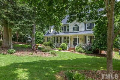 Holly Springs Single Family Home For Sale: 4700 Salem Ridge Road