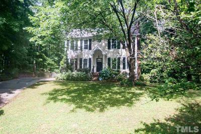 Single Family Home Pending: 109 Cavendish Drive