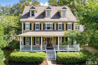 Chapel Hill Single Family Home For Sale: 126 Graylyn Drive