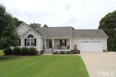 Willow Spring(s) (121) Single Family Home Contingent: 84 Barley Court