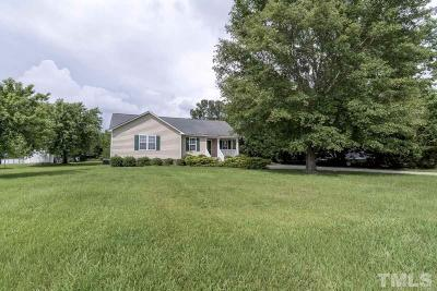 Willow Spring(s) (121) Single Family Home Contingent: 38 Pebblestone Court