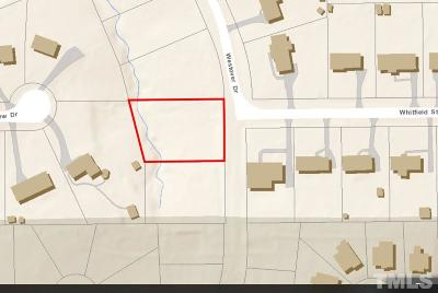 Knightdale Residential Lots & Land For Sale: 300 Westover Drive