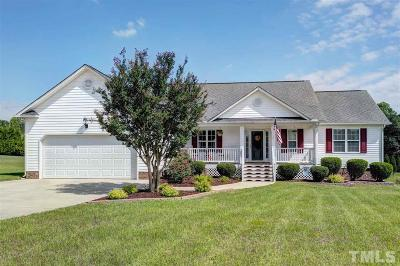 Willow Spring(s) (121) Single Family Home Contingent: 473 Axum Road