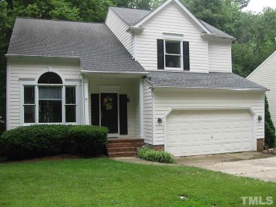 Raleigh Single Family Home For Sale: 8209 Greywinds Drive