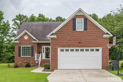 Sampson County Single Family Home For Sale: 155 Cedar View Lane
