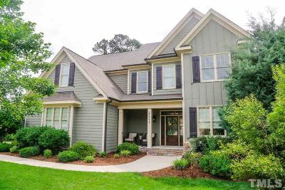 Wake Forest NC Single Family Home For Sale: $489,900