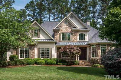 Raleigh Single Family Home Contingent: 5305 Grand Gate Drive