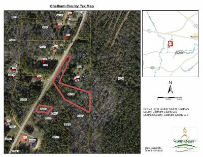 Pittsboro Residential Lots & Land For Sale: Adolph Taylor Road