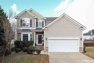Crooked Creek, Crooked Creek At Meadowview Single Family Home For Sale: 2005 Peace Lily Court