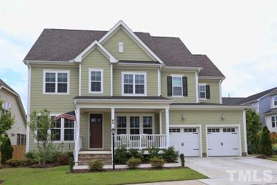 Chapel Hill Single Family Home For Sale: 63 Rock Ledge Drive
