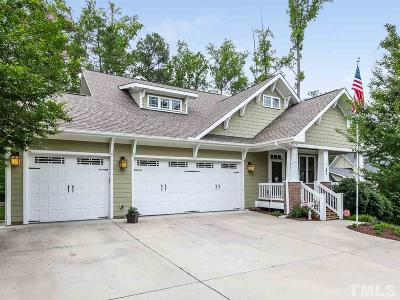 Harnett County Single Family Home For Sale: 37 Spring Water Court
