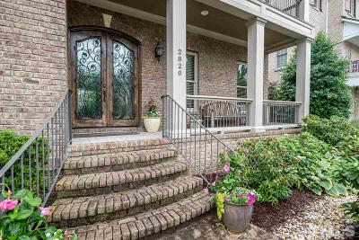 Wakefield Single Family Home For Sale: 2820 Charleston Oaks Drive