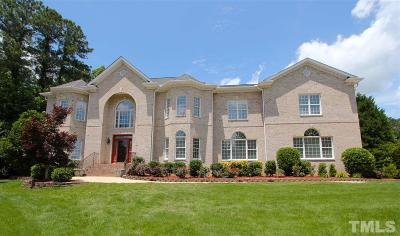 Cary Single Family Home For Sale: 106 Michelin Place