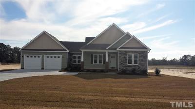 Benson Single Family Home For Sale: 859 W Main Street
