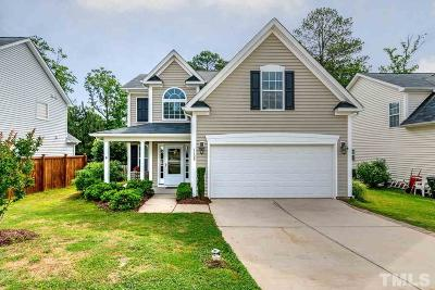 Holly Springs Single Family Home Contingent: 1109 Dexter Ridge Drive