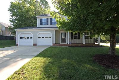 Holly Springs Single Family Home For Sale: 205 Grassy Meadow Road