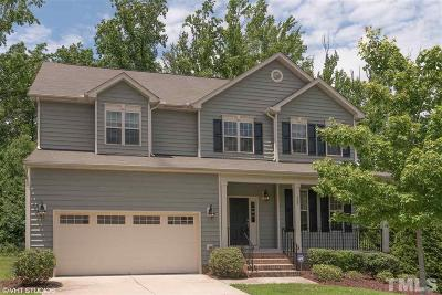 Cary NC Single Family Home Contingent: $380,000