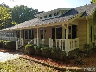Apex Single Family Home For Sale: 7900 Pineslope Drive