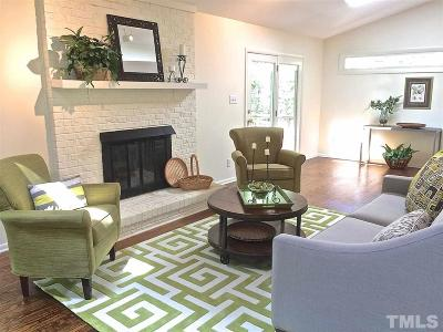 Chapel Hill Single Family Home For Sale: 620 Sugarberry Road