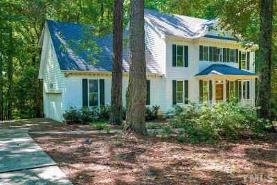 Holly Springs Single Family Home For Sale: 4509 Briarglen Lane