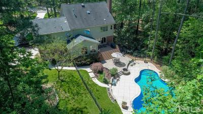 Raleigh Single Family Home For Sale: 320 Jellison Court