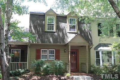 Townhouse Pending: 1303 Dylan Heath Court