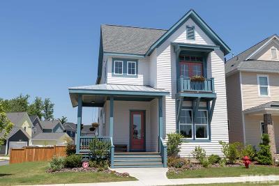 Chapel Hill Single Family Home For Sale: 140 Rock Ledge Drive