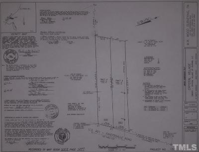 Wake County Residential Lots & Land For Sale: 6201 Fayetteville Street